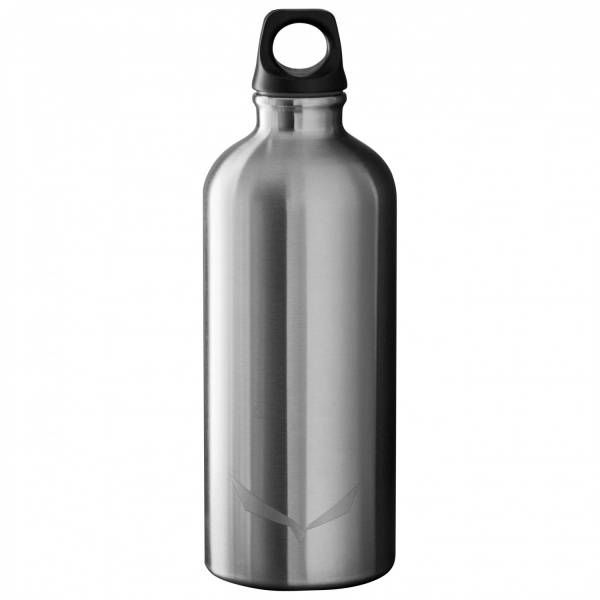 Salewa Isarco Lightweight Stainless Steel Bottle 1,0 L steel