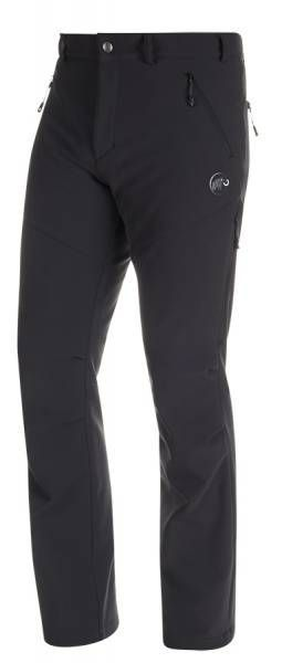 Mammut Winter Hiking SO Pants Herren Softshellhose black