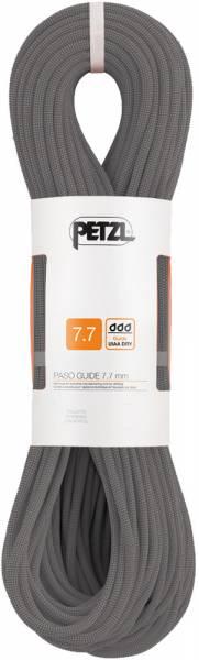 Petzl Paso Guide 7,7mm Kletterseil 2020 grau