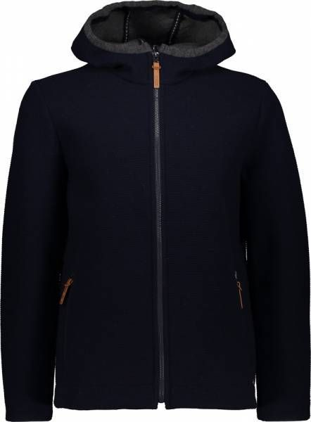CMP Jacket Fix Hood Men Wolljacke B.Blue-Antracite