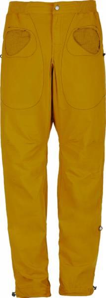 E9 Rondo Slim Men mustard Kletterhose