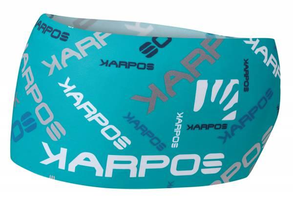 Karpos Lavaredo Headband Unisex Stirnband bluebird