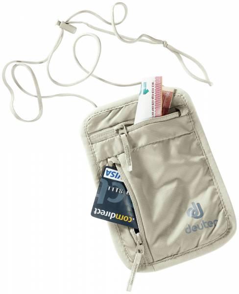 Deuter Security Wallet I sand Brustbeutel