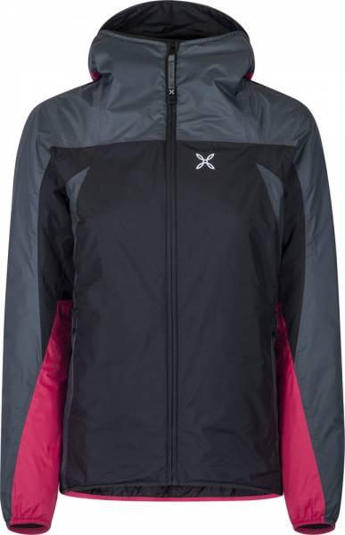 Montura Trident 2 Jacket Women nero/rosa sugar