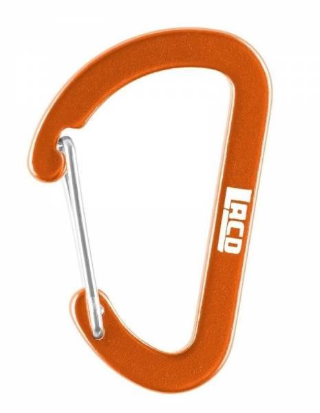 LACD Accessory Biner FS orange Materialkarabiner