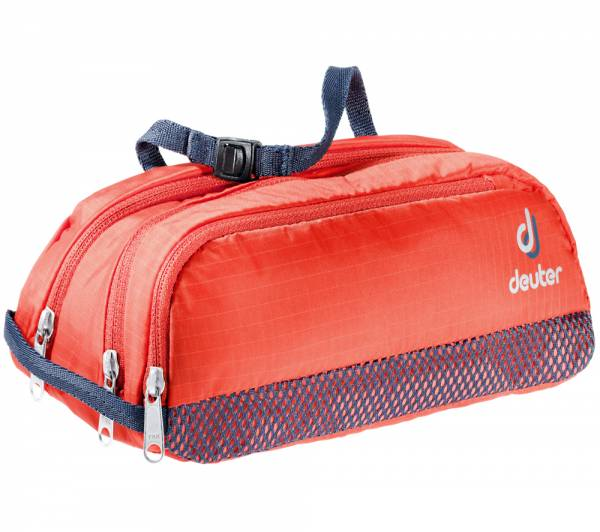 Deuter Wash Bag Tour II papaya-navy Kulturbeutel