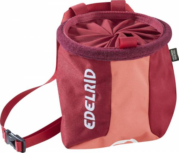 Edelrid Chalk Bag Segin Twist lollipop Chalkbag