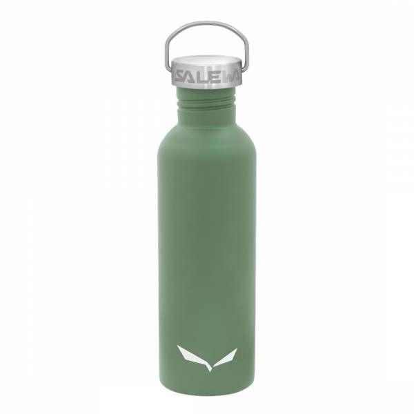 Salewa Aurino Stainless Steel Bottle 1,0 L duck green