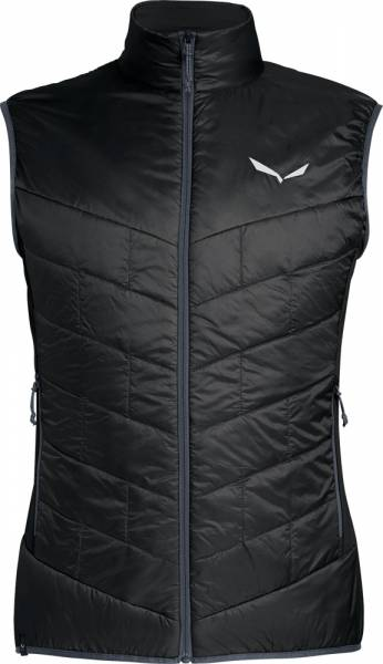 Salewa Ortles Hybrid TW CLT Vest Men Weste black out