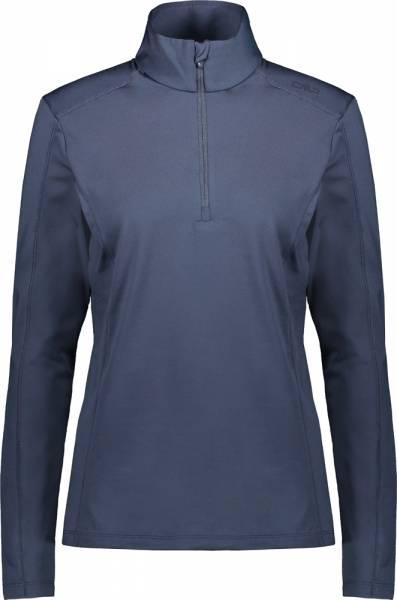 CMP Sweat Damen Langarmshirt black blue (30L1086)