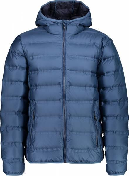 CMP Fix Hood Jacket Men Daunenjacke maiolica b.blue