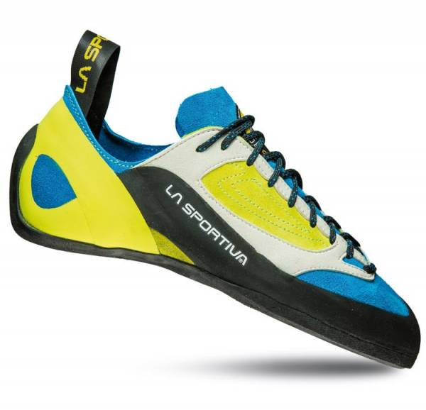 La Sportiva Finale sulphur-blue Kletterschuh