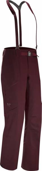 Arcteryx Shashka Fl Pant Women crimson Skitourenhose