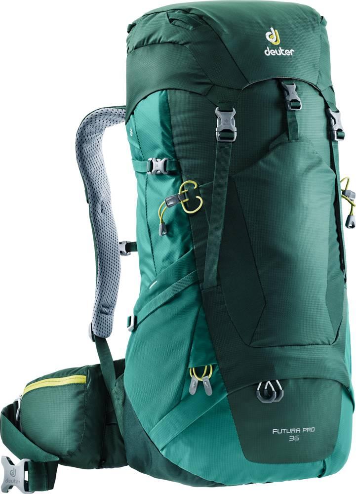 Deuter Futura Pro 36 forest alpinegreen Wanderrucksack