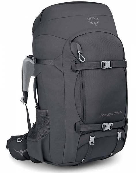 Osprey Fairview Trek 70 Trekkingrucksack charcoal grey