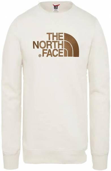 The North Face Drew Peak Pullover Men Vintage White