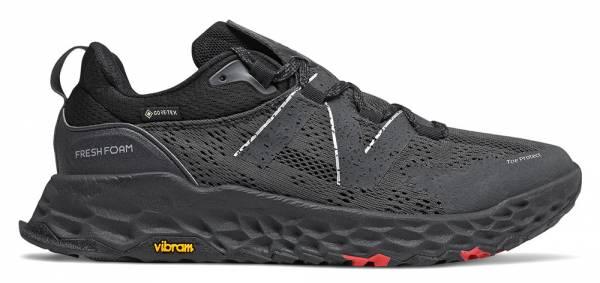 New Balance Fresh Foam Hierro v5 GTX Herren Trailrunningschuh black