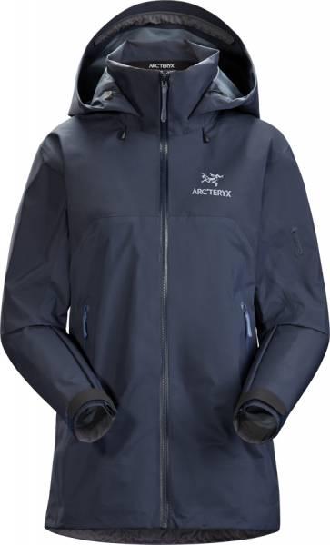 Arcteryx Beta AR Jacket Damen Hardshelljacke kingfisher
