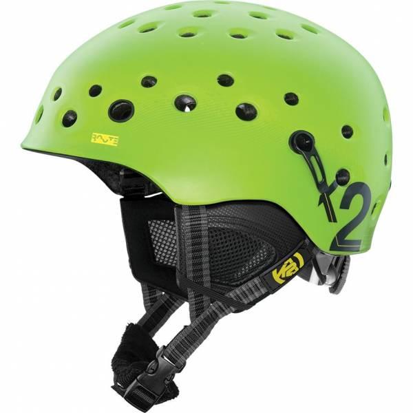 K2 Helmet Route green