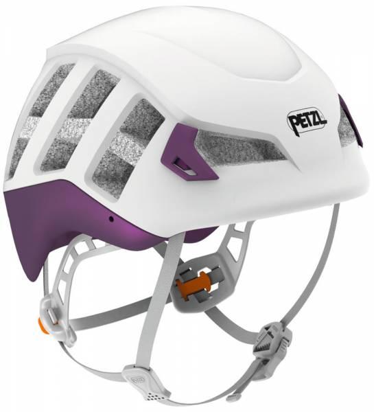 Petzl Meteor Kletterhelm violett