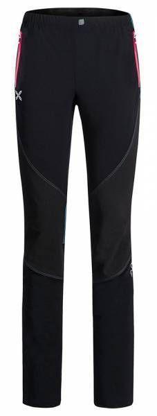 Montura Rocky Pants Damen Outdoorhose nero/blu cenere