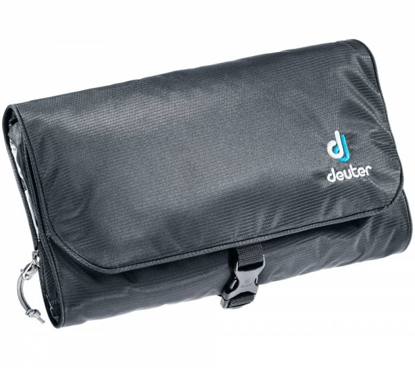 Deuter Wash Bag II black Kulturbeutel
