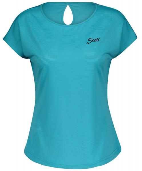 Scott Defined Shirt Damen Funktionsshirt breeze blue