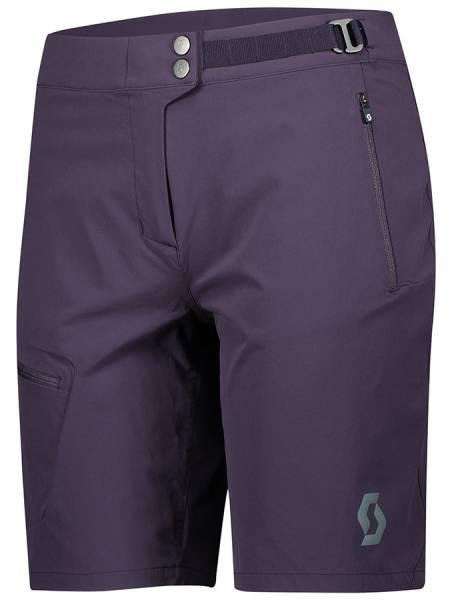 Scott Explorair Light Shorts Damen Outdoorshort dark purple