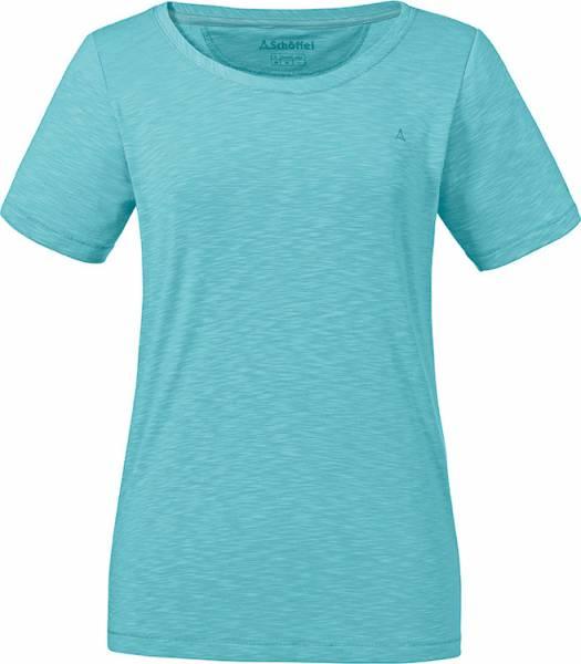 Schöffel T-Shirt Verviers2 Women blue radiance