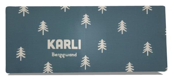 Karli Berggwand Bam Stirnband blau