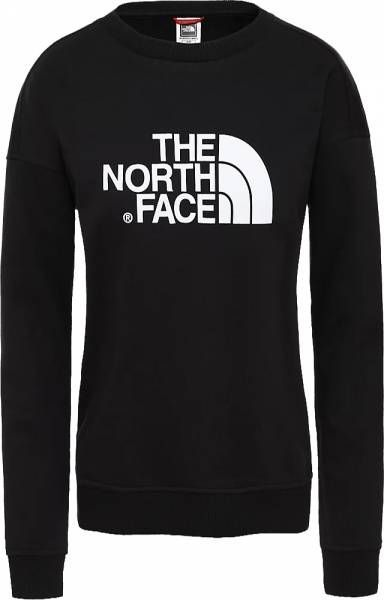 The North Face Drew Peak Pullover Women TNF Black