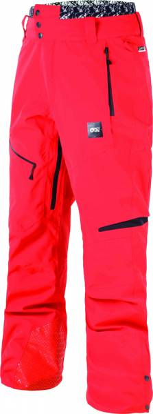 Picture Track Pant Men red