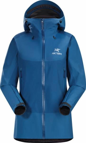Arcteryx Beta SL Hybrid Jacket Women Hardshelljacke poseidon