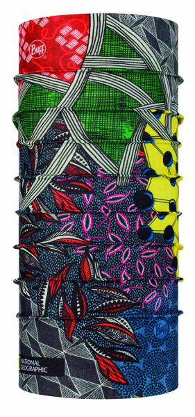 BUFF® National Geographic CoolNet UV+ Licenses Multifunktionstuch kitenge multi