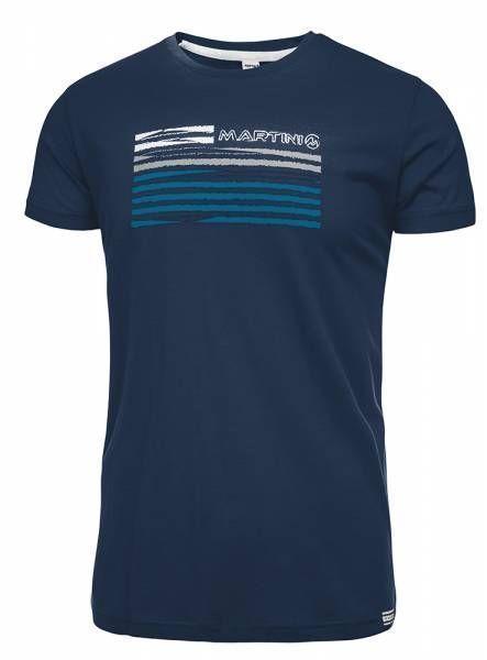 Martini Sportswear Perfect Match Herren Funktionsshirt true navy_insignia