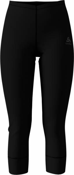 Odlo Active Originals Warm Pants 3/4 Funktionsunterhose Women black