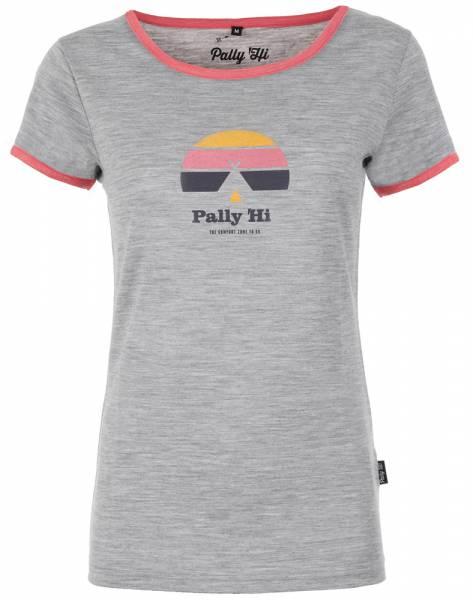 Pally´Hi Tentative T-Shirt heather grey
