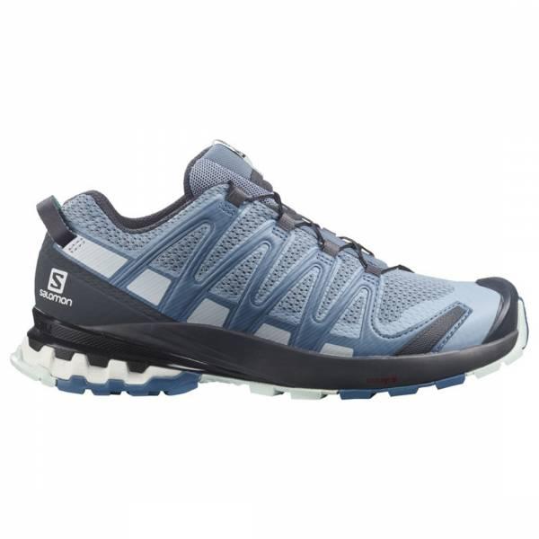 Salomon XA Pro 3D v8 W Damen Trailrunningschuh ashley blue/ebony/opal blue