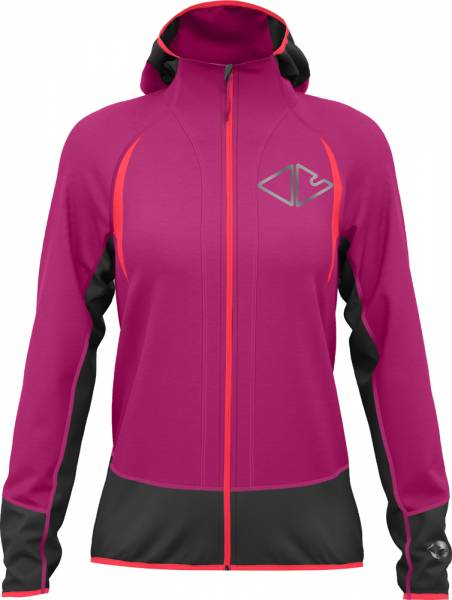 Crazy Alpinstar Jacket Women berry