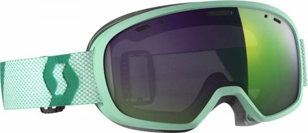 Scott Muse Pro Goggle mint/enhancer green chrome