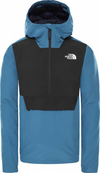 The North Face Waterproof Fanorak Herren Hardshelljacke mallard blue