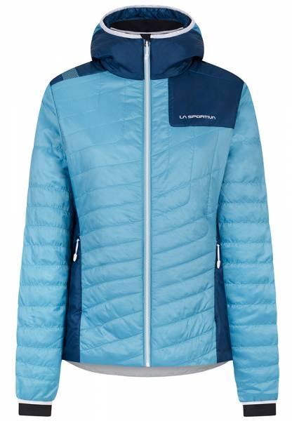 La Sportiva Misty Primaloft® Jacket W Damen Isolationsjacke pacific blue/opal