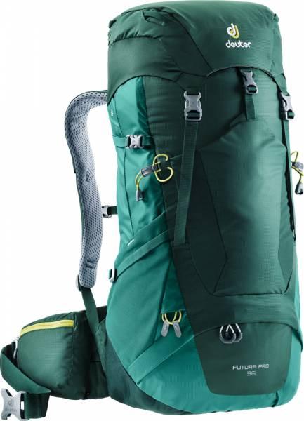 Deuter Futura Pro 36 forest-alpinegreen Wanderrucksack