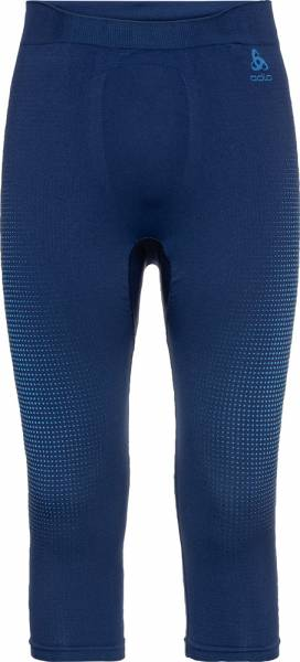 Odlo BL Bottom Performance Warm 3/4 Herren Funktionsunterwäsche estate blue - atomic blue