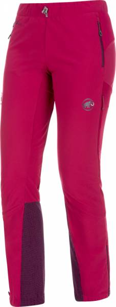 Mammut Botnica SO Pants Women Softshellhose beet