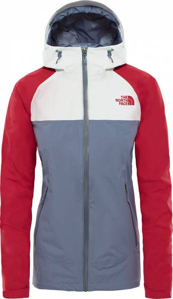 various colors 20e10 7d2c4 The North Face Stratos Jacket Women Regenjacke