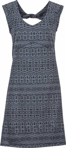 Marmot Annabelle Dress Women steel onyx heather sunfall Kleid