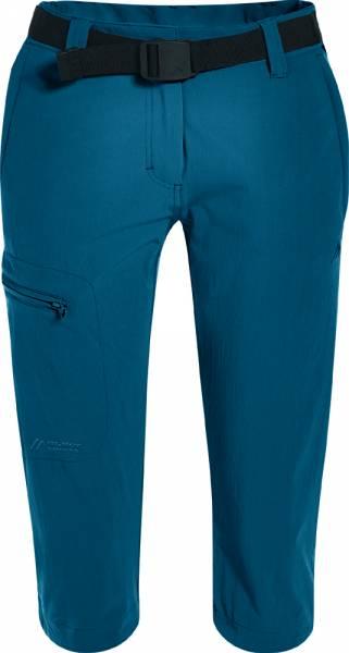 Maier Sports Inara Slim 3/4 Women Berghose blue sapphire