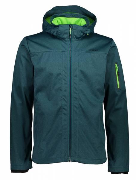CMP Zip Hood Jacket Herren Softshelljacke bottle-mel. (39A5027M)