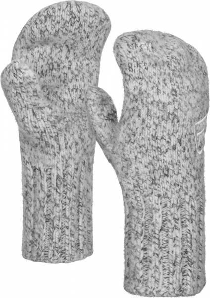 Ortovox Swisswool Classic Mitten Handschuhe grey blend